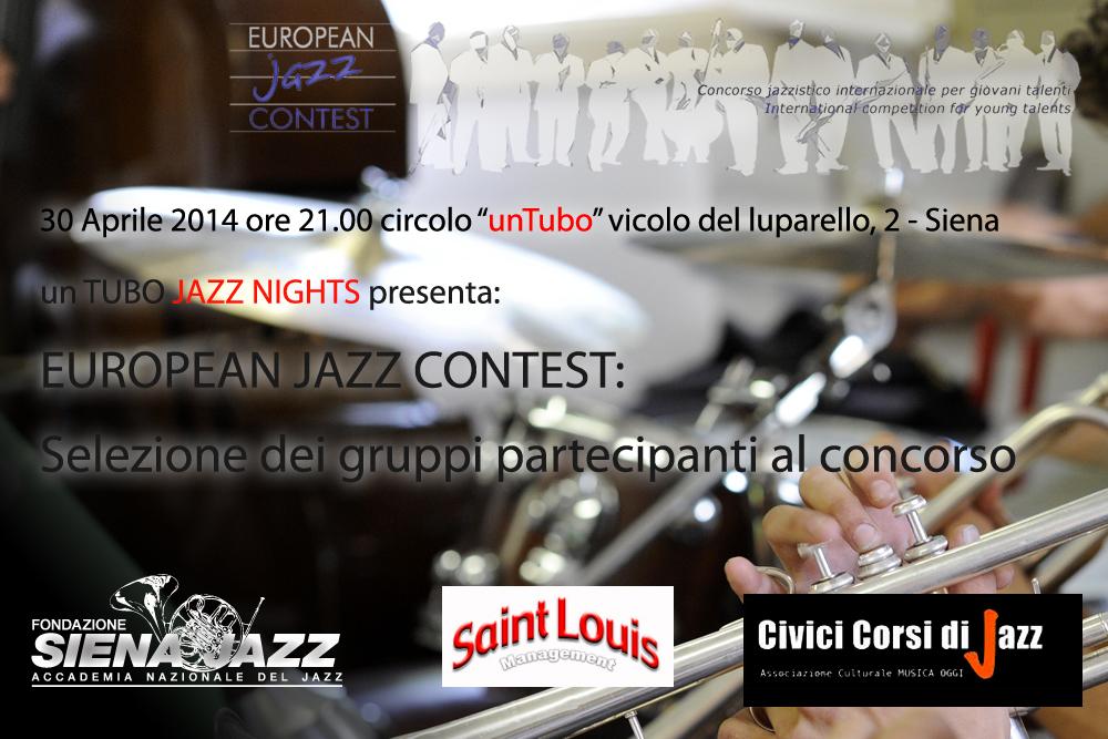 European Jazz Contest a Siena