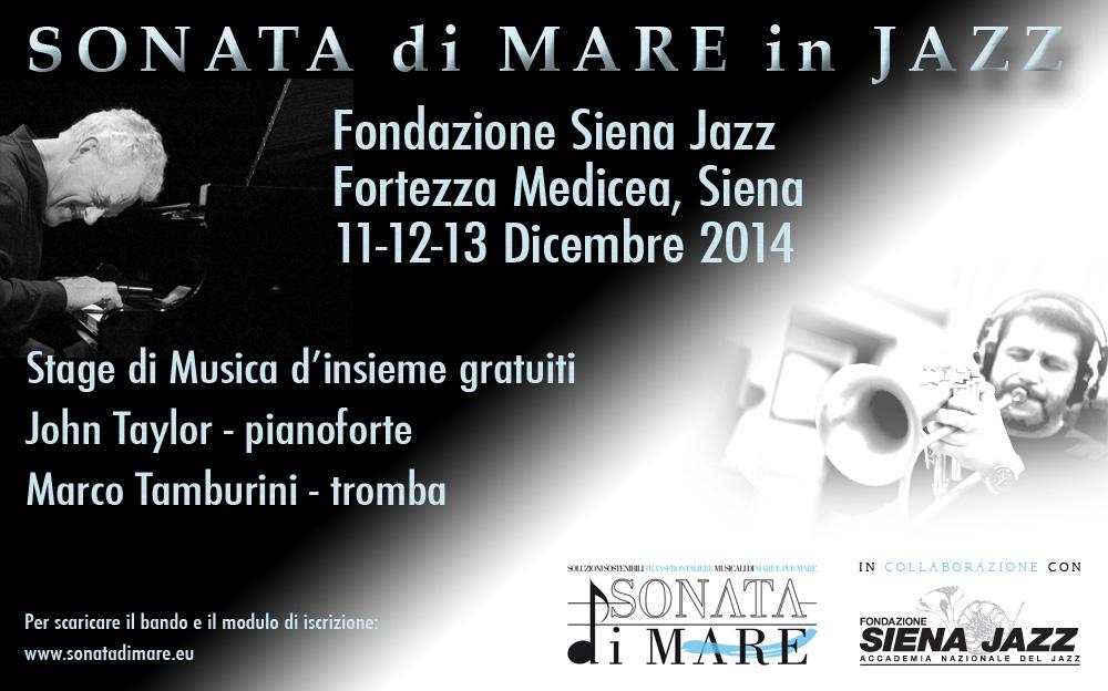 Sonata di Mare – Stage con John Taylor e Marco Tamburini